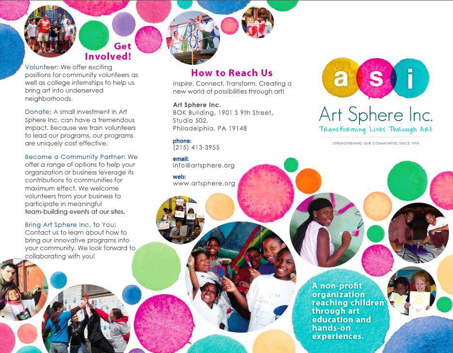 Share our ASI Brochure!