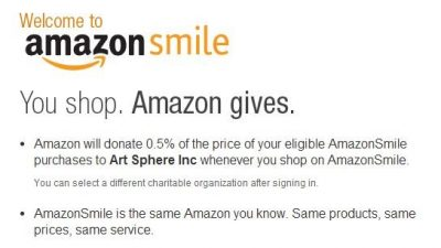 Amazon Smile ASI