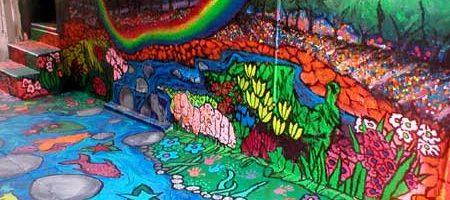 Collaborative Public Murals