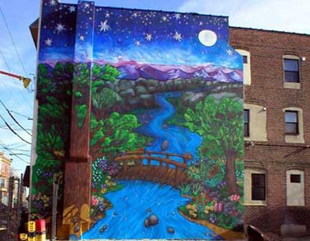 Our Tallest Mural Bridging Communities Through Art KenCrest