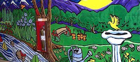 Transforming School Hallways Through Art with Mantua Family Center