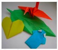 Origami Art That Travels