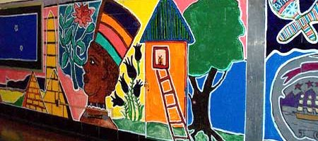 Tolerance Murals