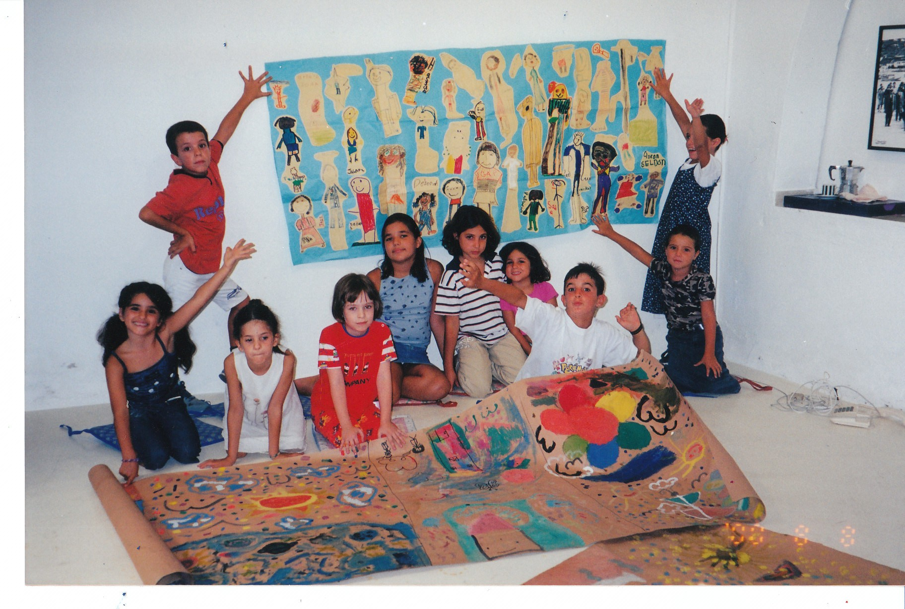 Art Exchange with Greece