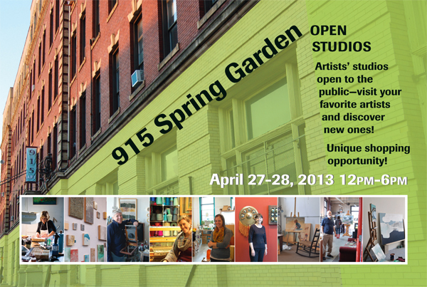 Spring Open Studios