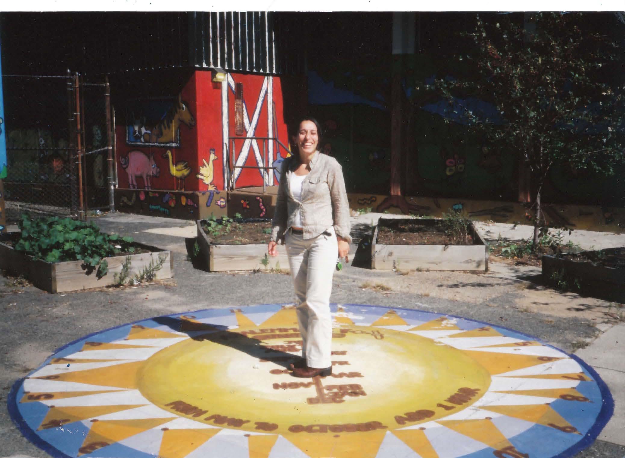 Science, Sundial and Gardens Thru Art