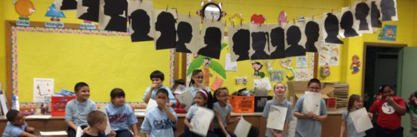 Painting Silhouettes