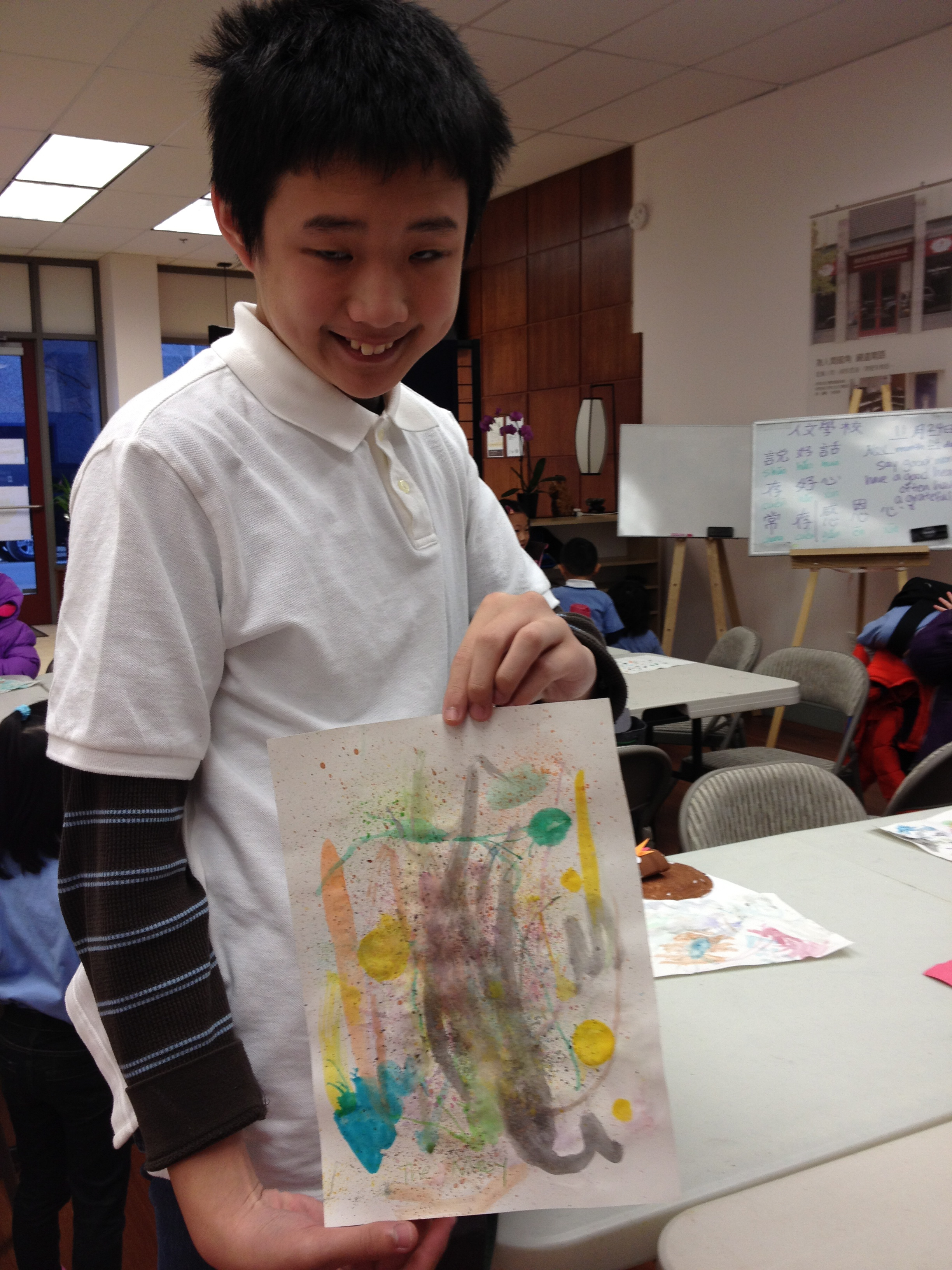 Compassion Through Art in Chinatown