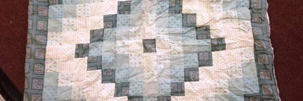 Quilt Lesson with Mary