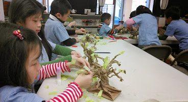 Paper Bag Tree Lesson Plan