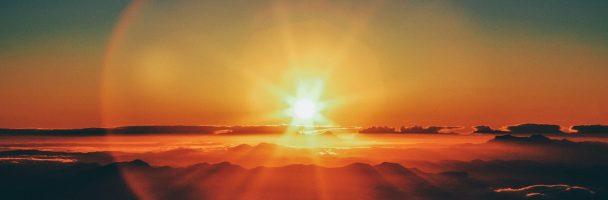Learn How to Create a 3-D Sun