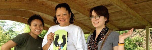 Women Veteran's Bond at Nature Retreat