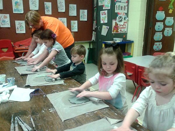 Give You a Hand: A Clay University for Youth