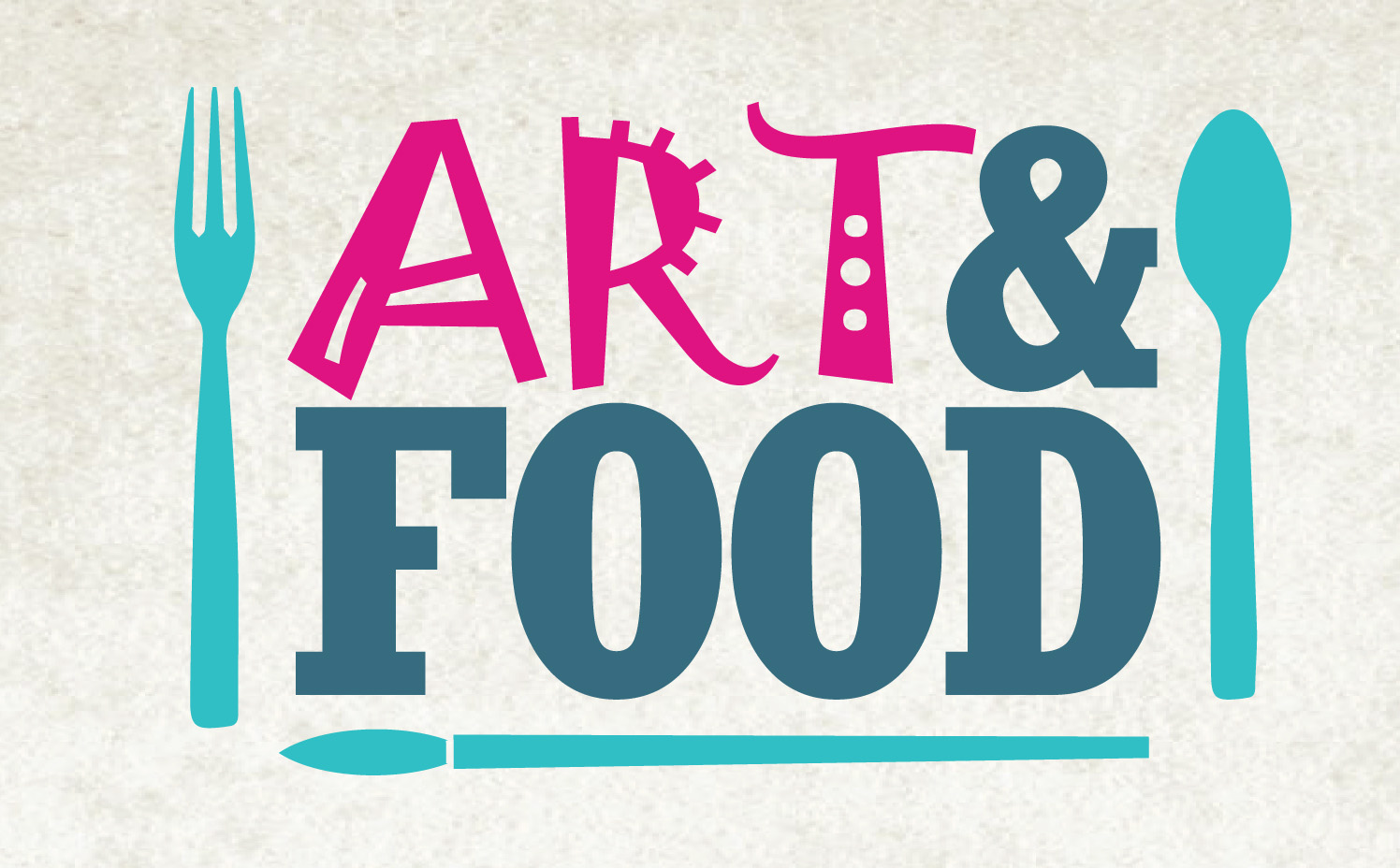 Art & Food Logo