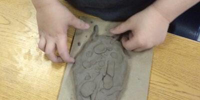 Clay Pizza!- Preschool Lesson