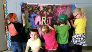 Final Day: Preschool Art Shows