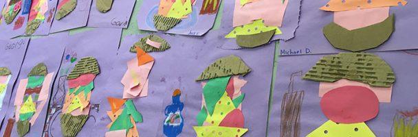 Shissler Elementary Art Show