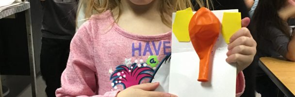 Week 8 – Cuties Spider and DIY Women's Day Card from the kids