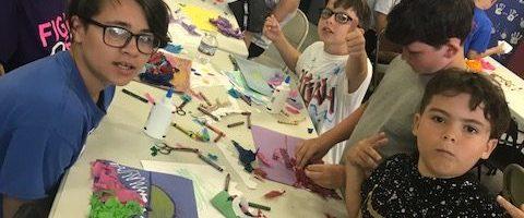 Penn Treaty Middle School: After-School Student Interviews