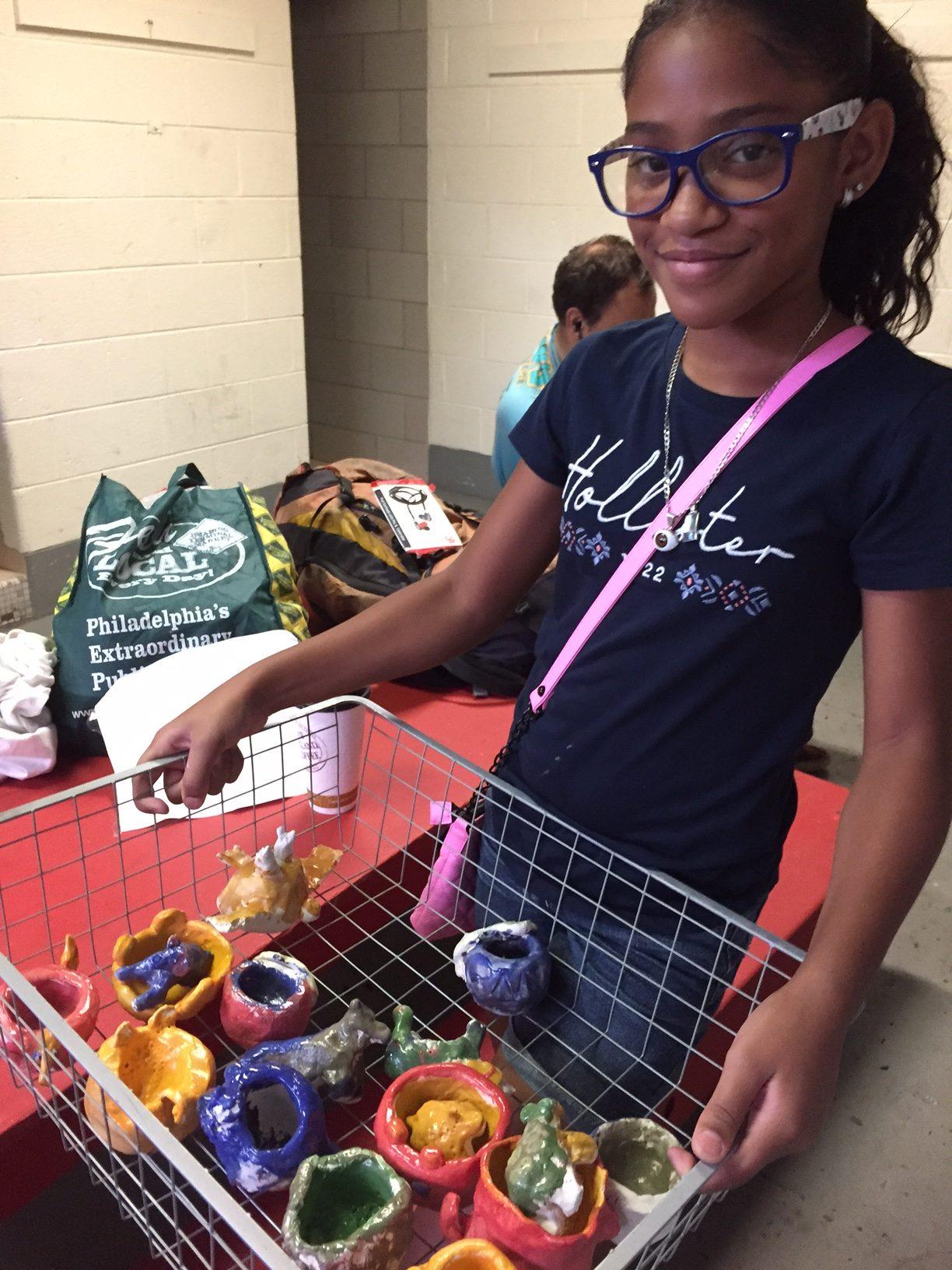Philadelphia's Extraordinary Student Helpers!