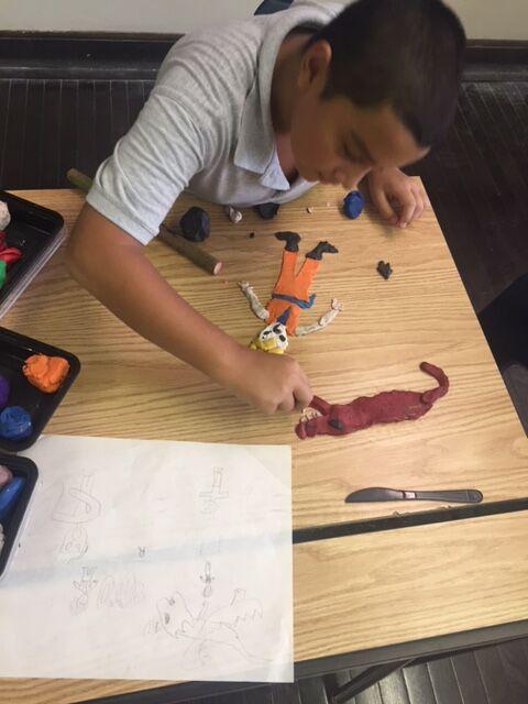 ASI Clay Animation Program