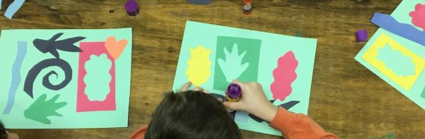 Create your own Matisse