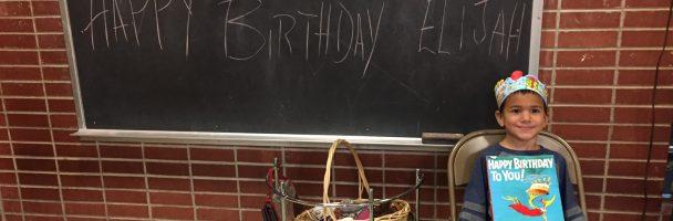 Dr.Suess Happy Birthday!