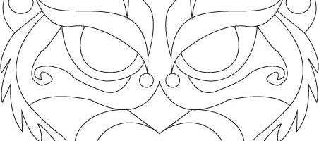 Dragon Mask Handout