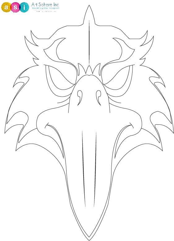 Bird Mask Handout