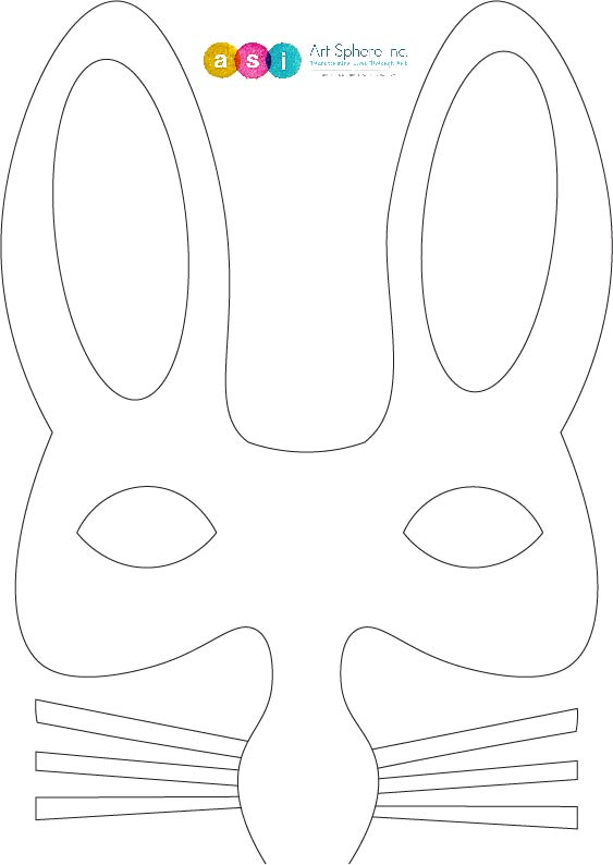 Free lesson plan: Fox mask
