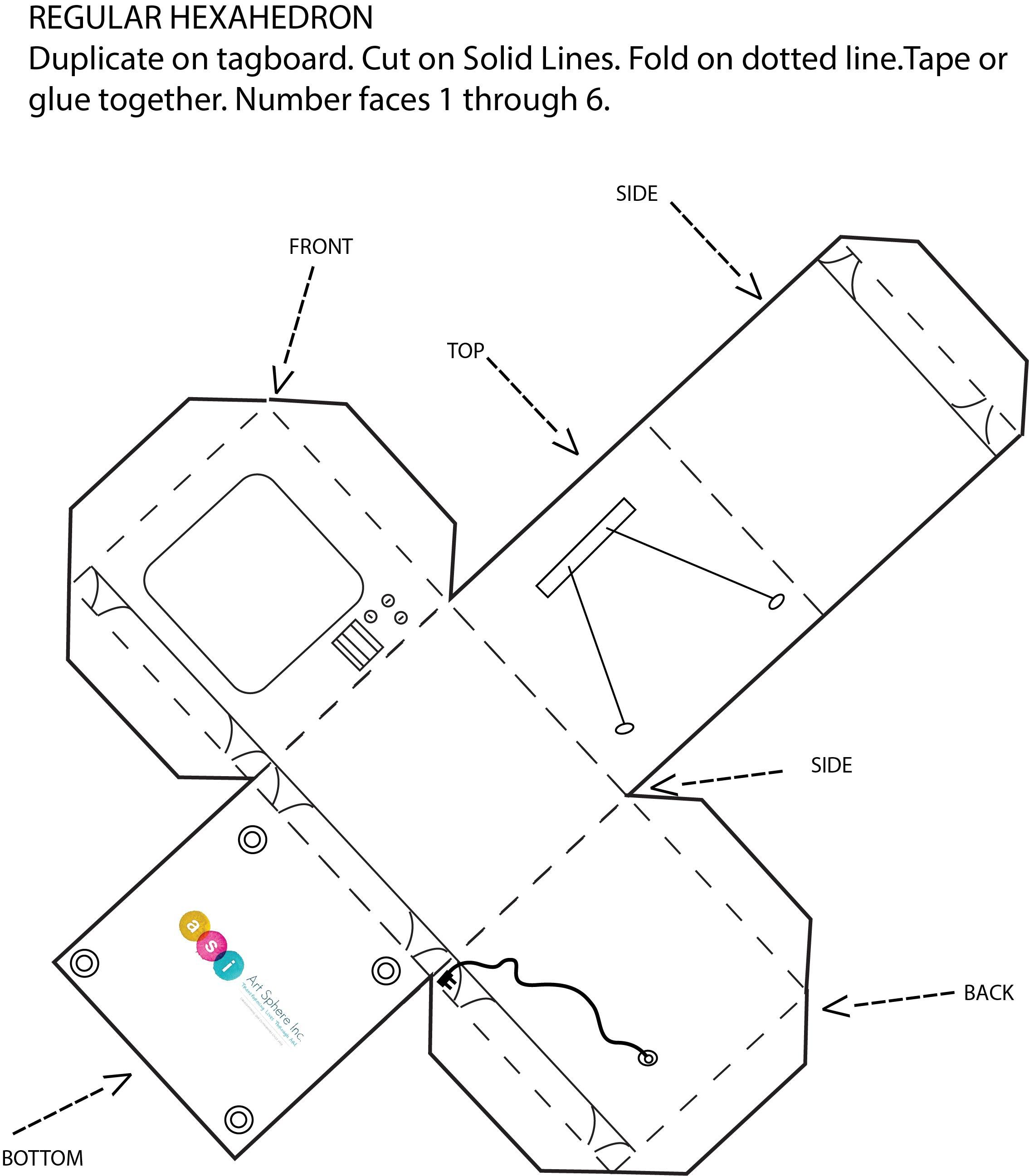 Free Lesson Plan:3D TV Handout