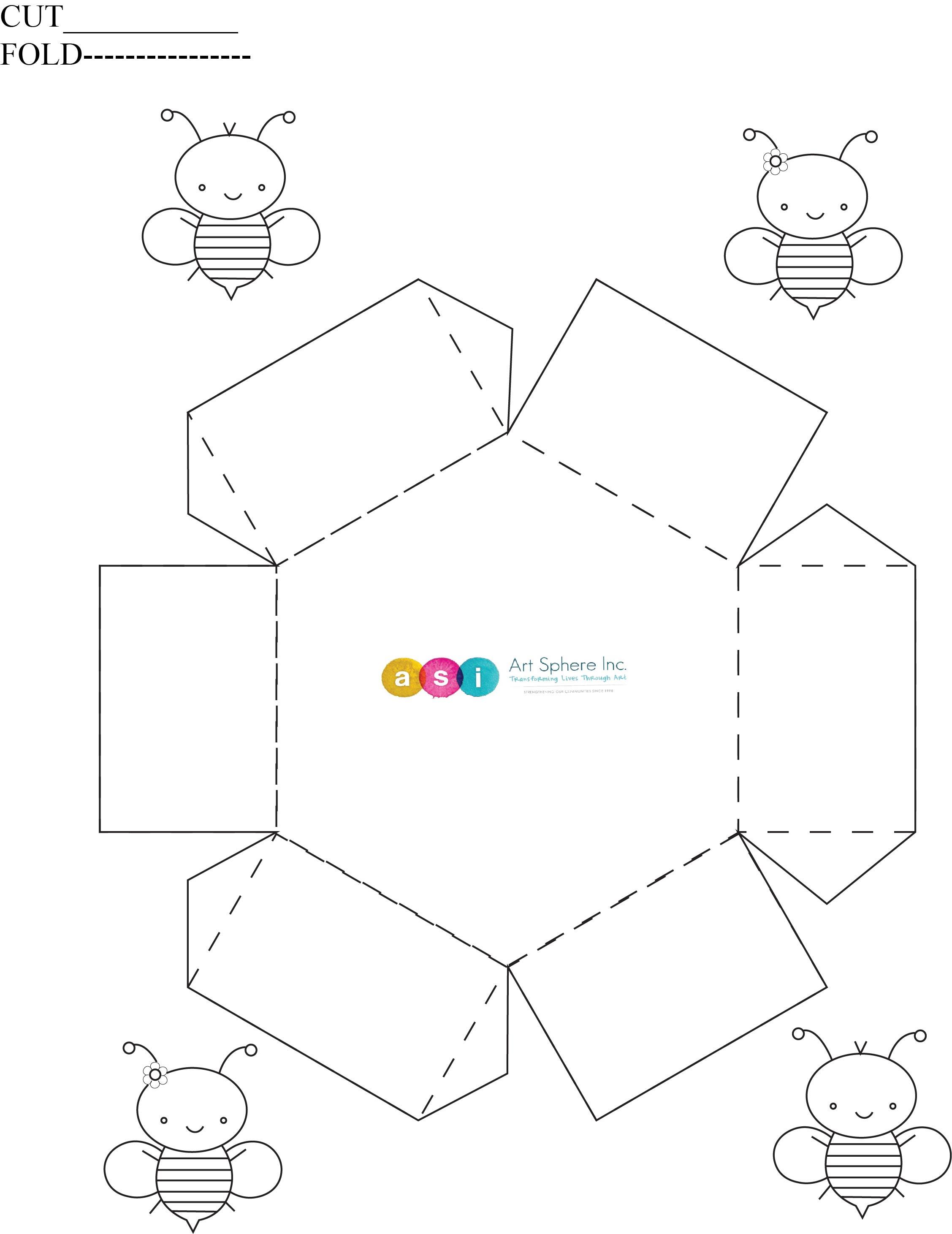 Free Lesson Plan:Bumblebee Handout