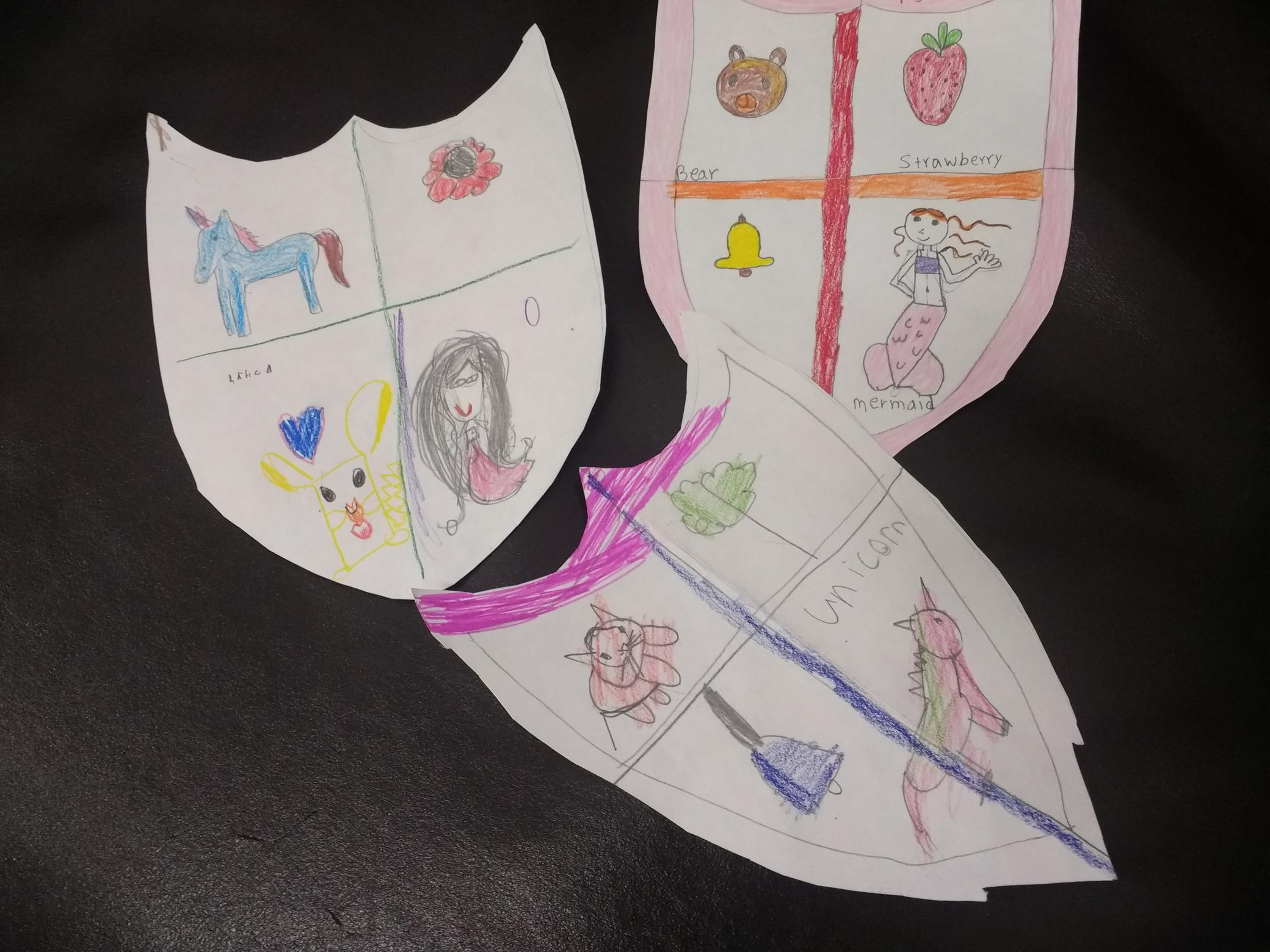 Castles and Dragons and Treasure, Oh My!: Fantasy-Themed Lesson Plans