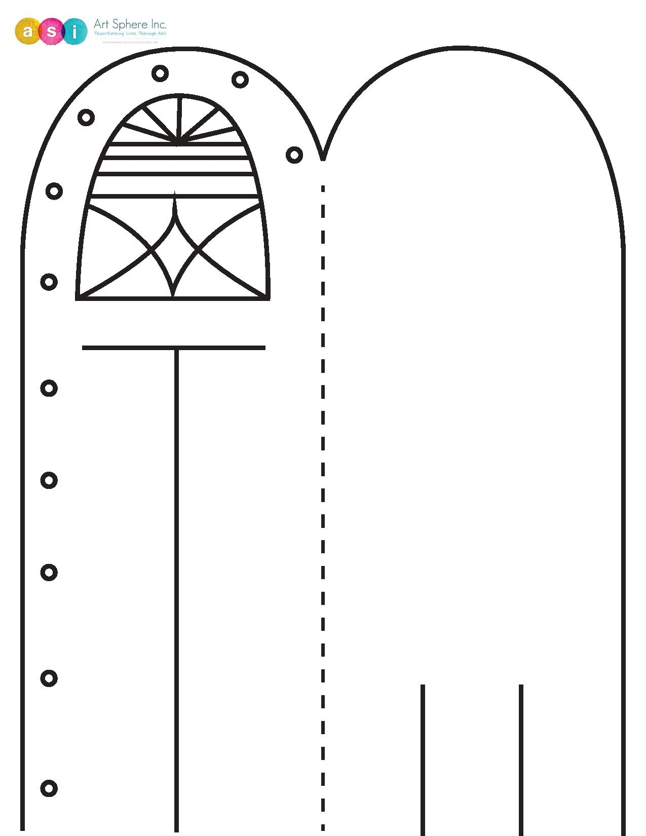 Free Moccasin Printable Handout