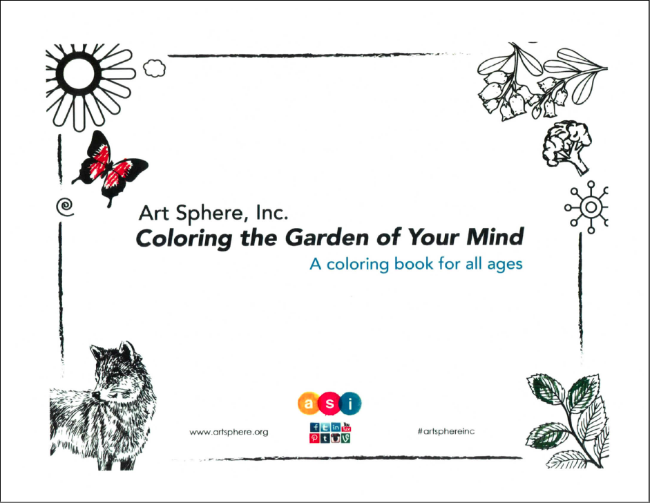 ASI Free Downloadable Coloring Book for Kids!