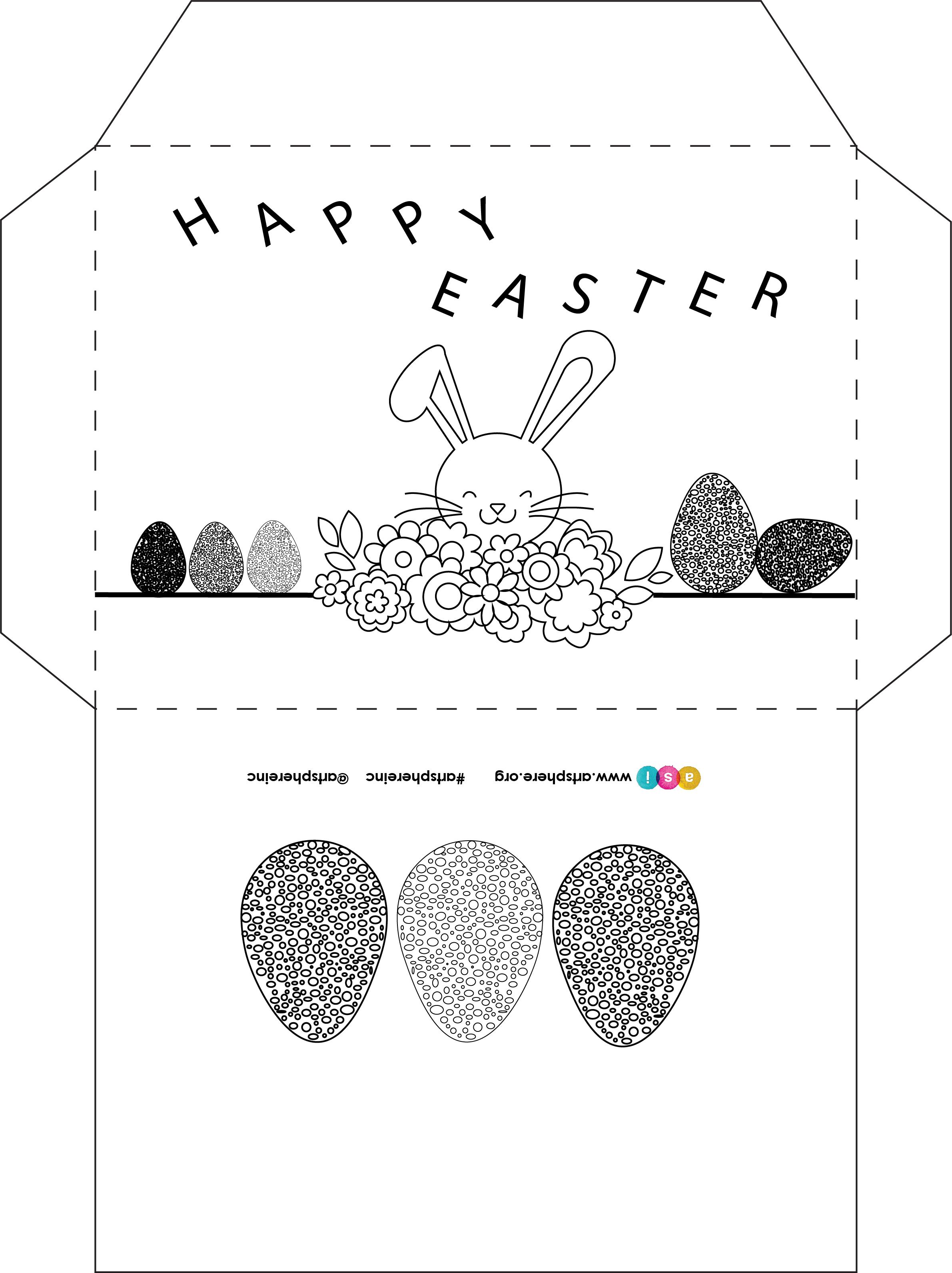 Easter Envelope Handout