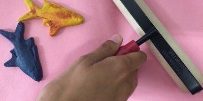 Japanese Fish Printmaking