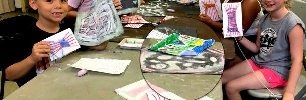 Is CHALK ART, really ART?