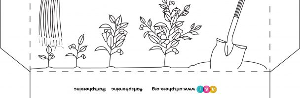 Arbor Day Envelope
