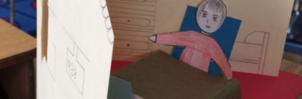 Learn How to Create a 3-D Paper House