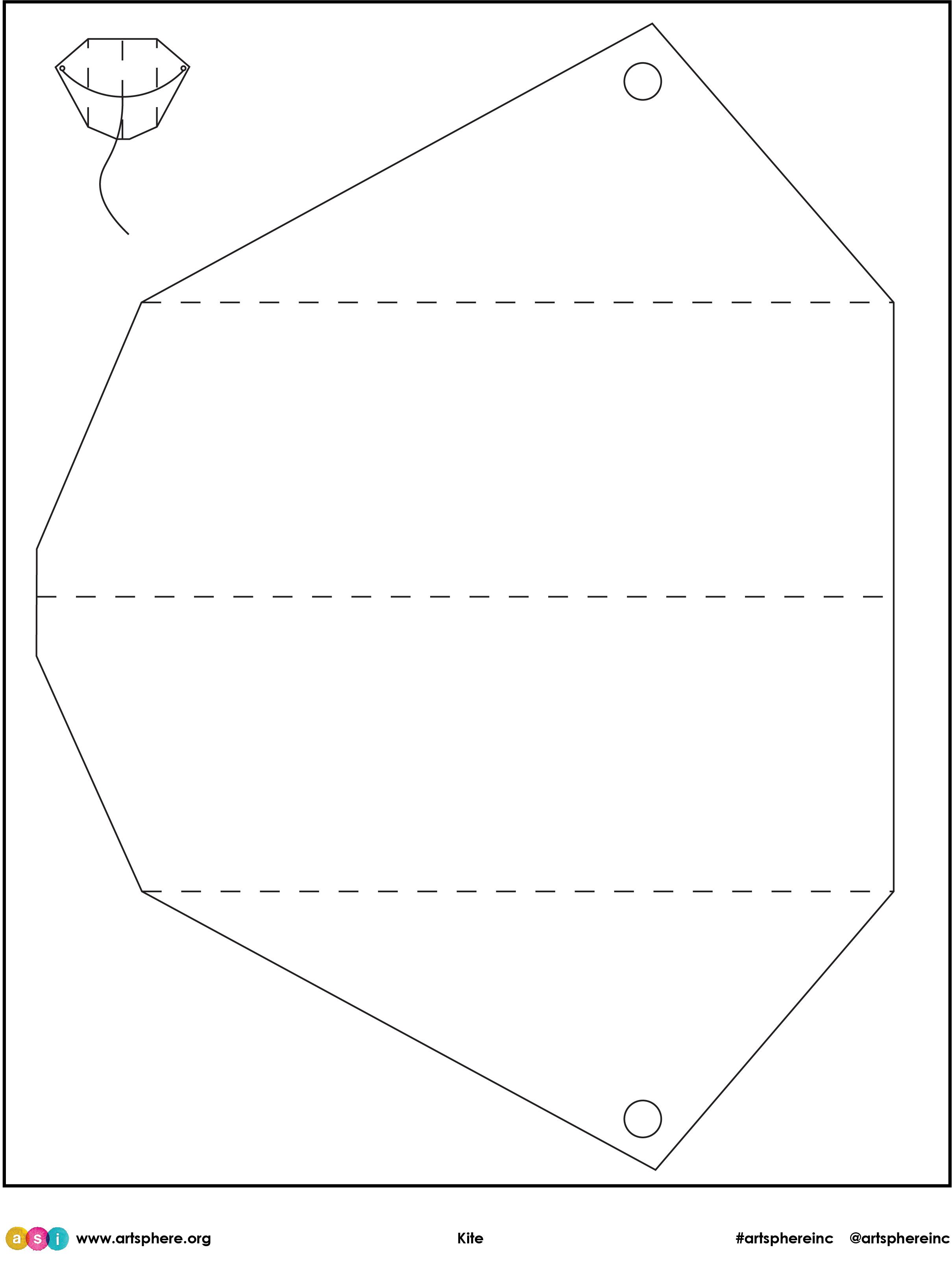 Free Lesson Plan: Kite