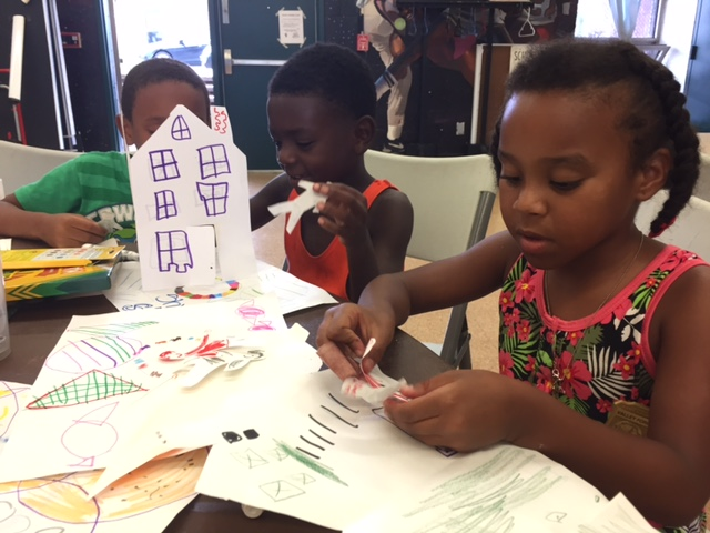 Pop-Up Paper Houses