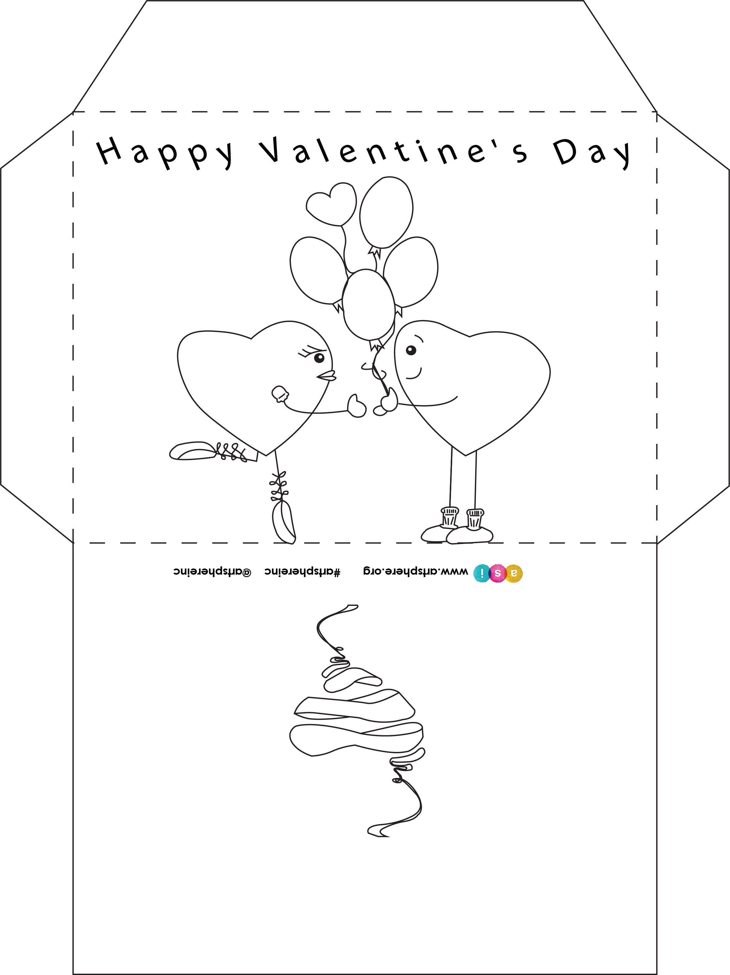 Free Lesson Plan: Valentine's Day Envelope