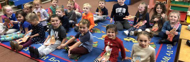 Class Cornucopia, Sitting Turkeys, and House of Gratefulness!