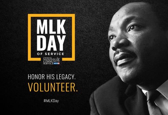 My First MLK Volunteer Event