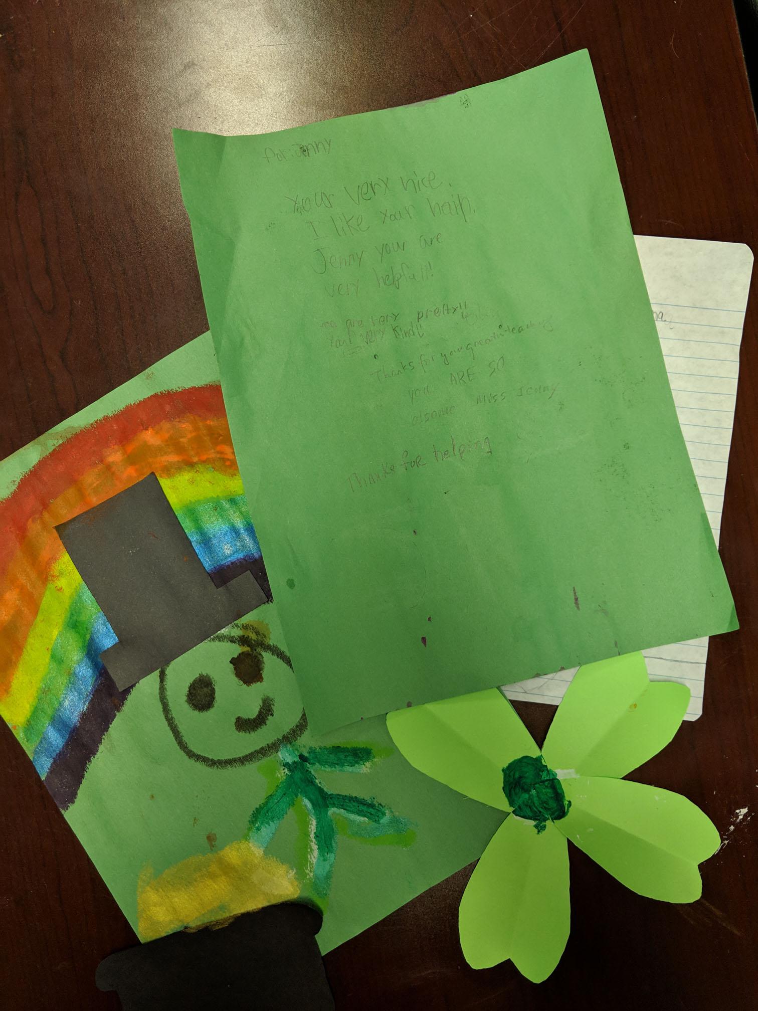 St. Patrick's Day Leprechauns