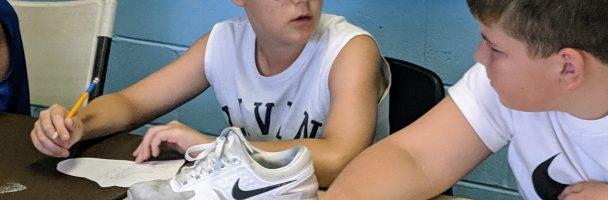 Design a Sneaker Lesson Plan
