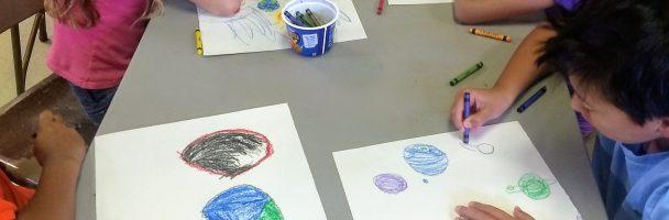 Designing the Solar System