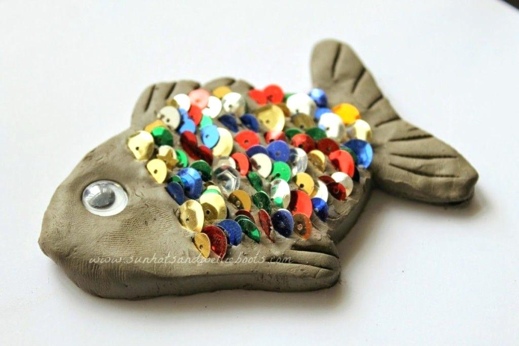 Fish Art In The Fall