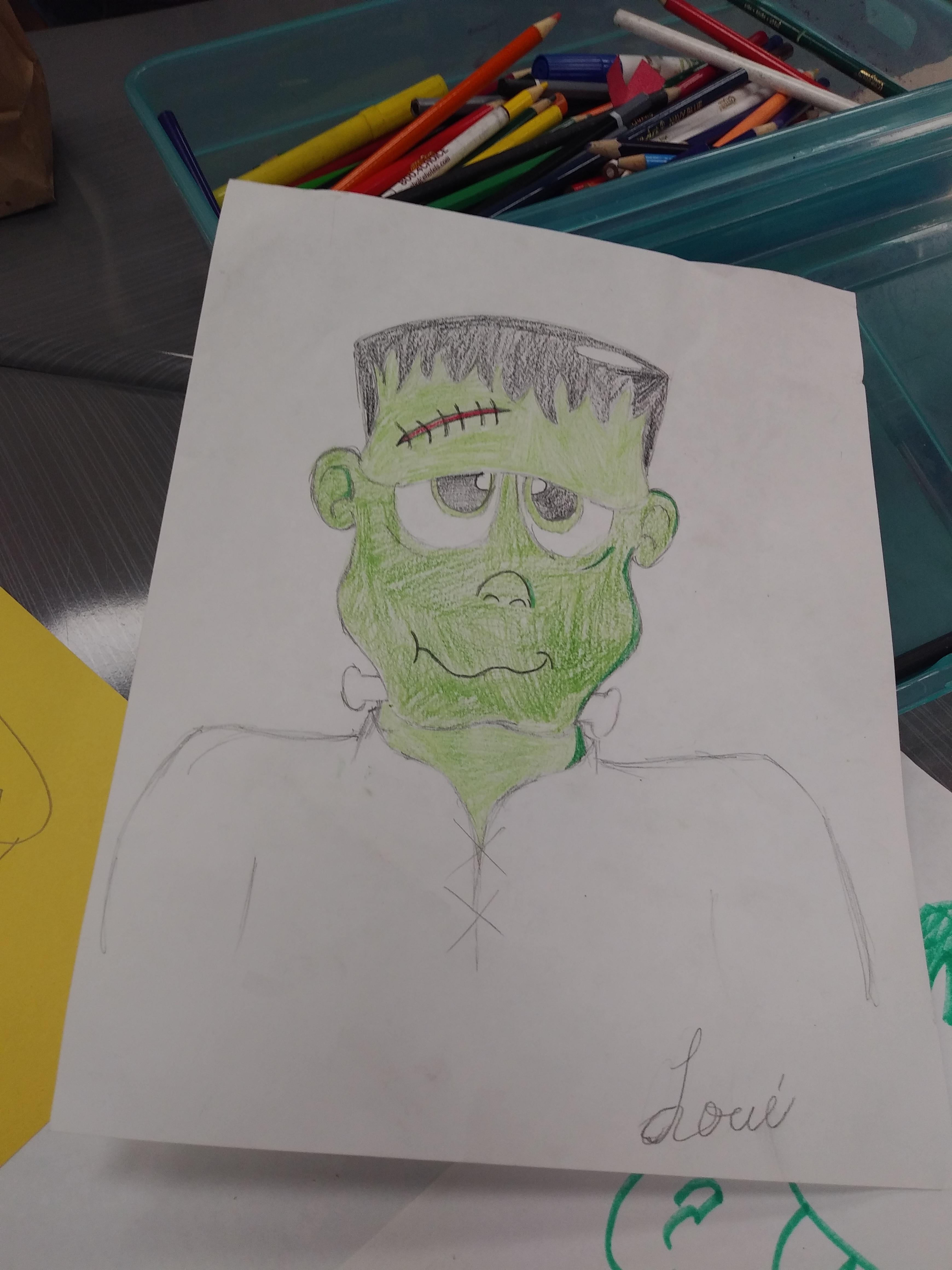 Frankenstein and Bats